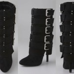The $1,605 Giuseppe Zannoti for Balmain Boots and 3 Other Buckled Styles to Try
