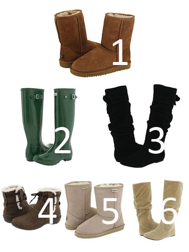 Top 6 best-selling winter boots