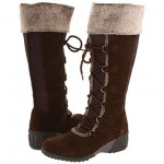 The Search for Cute Winter Boots: Khombu Solar Lace Boots and Solar Boots