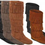 The Minnetonka 3 Layer Fringe Boot or the Minnetonka 5 Layer Fringe Boot?