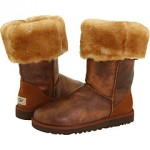 UGGs Try to be Fashionable