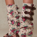 Fashion Challenge: Irregular Choice Floral Slouch Clogs