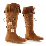 9 Costume Boots that Go on Double Duty This Halloween and This Fall