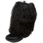 Boots You Can Braid, Blowdry or Beehive: Bearpaw Boetis Boots