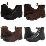What Boots do Sam and Dean Winchester Wear on Supernatural?
