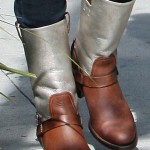 Jessica Alba Boots and Baby Bump Watch!