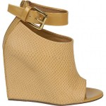 Carlos by Carlos Santana Whirl Wedge Booties