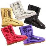 UGG Boots NOT to Shy Away From - the UGG Classic Short Sparkles