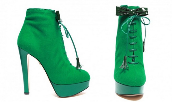 Green-Lace-Up-Lydia-Bootie-Charlotte-Olympia-The-Webster-Miami