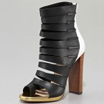 A Different Pair of Christian Louboutin Strappy Boots