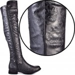 "Get to Know the Iron Fist ""Barrio"" Flat Knee Boots and Get 'Em at 15% Off"