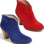 "Report Introduces New Colors of the Insanely Popular ""Marks"" Ankle Boots"
