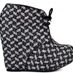 A Tweedy Wedge and Other Preppy Booties