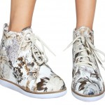 Jeffrey Campbell's Take on Sneaker Wedges!