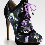 Ruffles, Feathers, and Florals -- How Do You Like Your Nicholas Kirkwood Booties?