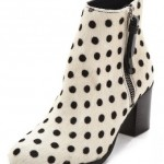 Get Your Dots on with Stylishly Quirky Polka-Dot Boots for Fall!