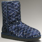 A New, Fun Version of the UGG Classic Short Sparkles Boots