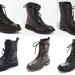 The Battle of Designer Combat Boots -- Which Pair Gets Your Vote?