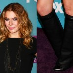 "LeAnn Rimes' Givenchy Boots Were More Impressive Than Her Performance at ""The X Factor"" Season 2 Finale"