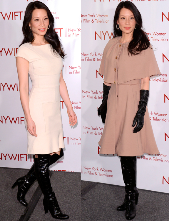 Lucy Liu 2012 New York Women in Film and Television Muse Awards