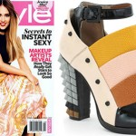 "Jessica Alba Is Gorgeous in Colorful Prints on ""InStyle"" Magazine's February 2013 Issue"