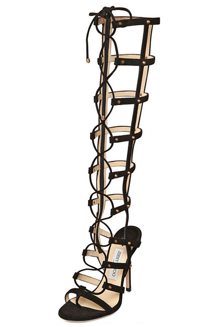 Jimmy Choo Mogul Gladiator Sandal Boot