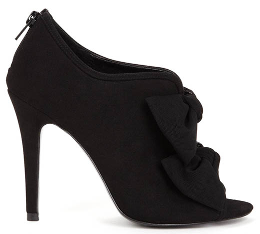 Sole Society Caroline Booties in Black2