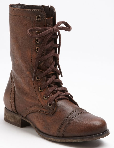 Steve Madden 'Troopa' Boot - brown