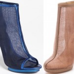 Which Mesh Booties Do You Prefer -- Rachel Zoe or BCBGMAXAZRIA?