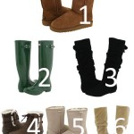 Top 6 Best-Selling Boots for Winter 2009 / 2010