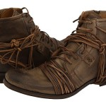 Tied, Tangled and Twisted John Varvatos X Lace Boots