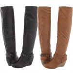Affordable Flat Over The Knee Boots for Winter from Spring