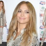 Jennifer Lopez's Over The Top Over-The-Knee Snakeskin Boots