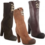 These Kelsi Dagger 'Adelia' Boots Give the Look of the $900 Fendi Rubber Toe Boots for Less