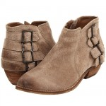 Matisse Bosworth Strap and Buckle Heel Ankle Boots