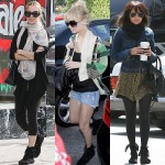 Nicole Richie Loves Her Minnetonka Tramper Ankle Hi Boots