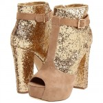 Steve Madden Hastt Booties to Satisfy Our Miu Miu Glitter Ankle Boot Cravings (and How to Get 'Em at 30% Off)