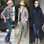 Charlize Theron's Love of Peep-Toe Booties