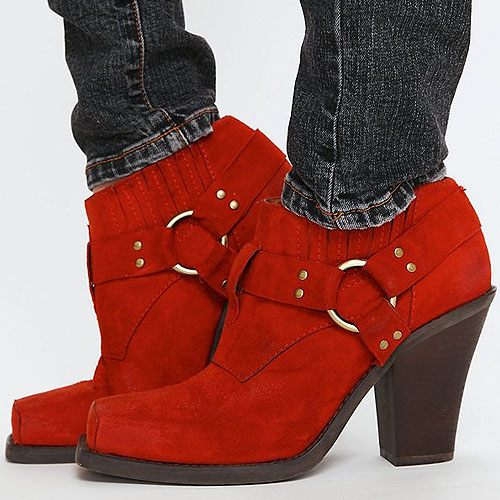Five Red Boots You'd Want to Wear Even After Valentine's Day