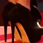 "Jennifer Lawrence Head to ""The Arena"" in Brian Atwood Booties"