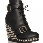 Hell Yeah Studded Boots: An Abbey Dawn Find