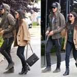 Rock Studded Boots Like Vanessa Hudgens -- Check Out Styles from Nasty Gal!