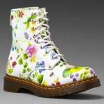 Classic Dr. Martens Boots Get a Floral Makeover Just in Time for Spring/Summer!