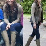 Royal Duties: Duchess Kate Performs Her Royal Duties Outdoors!