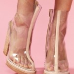 Jeffrey Campbell Clear Ankle Booties: Clear-Cut Style or Clearly Wrong?