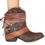Steve Madden Booties That Captain Jack Sparrow Would Approve Of!