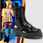 Dr. Martens Aggy 1490 Boots: Miley Cyrus' Current Shoe Obsession