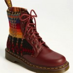 Pendleton Adds an Offbeat-Chic Vibe to the Classic Dr. Martens