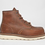 The Ultrafashionable Workwear Boots by Red Wing Shoes