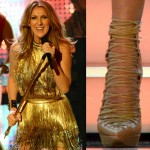 Celine Dion Shows Inner Style Diva at 2012 Bambi Awards